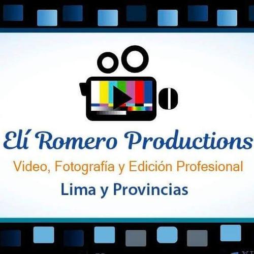video, fotografía y edición profesional