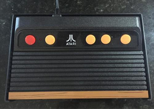 vídeo game atari para colecionador