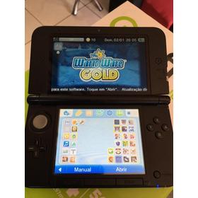 Video Game Console Nintendo 3ds Xl 32 Gb Desbloqueado Azul