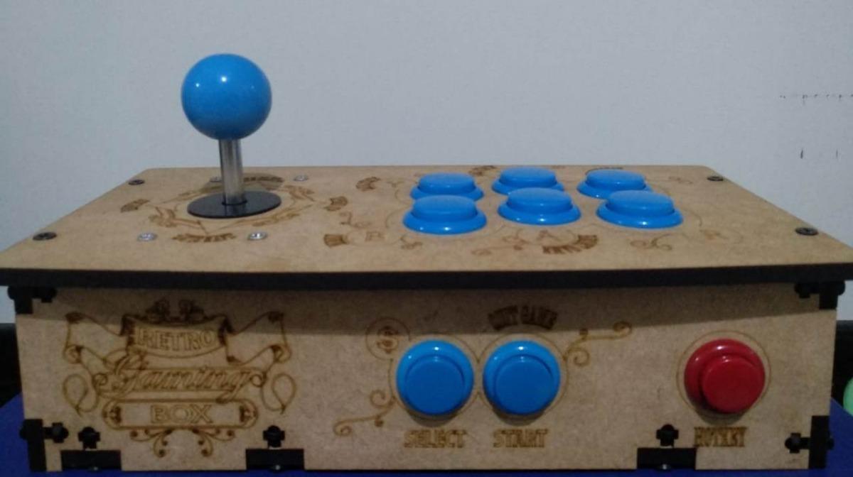 Video Game Infanto 10 Mil Jogos Batocera Recalbox Orange Pc