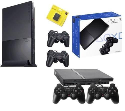 video game playstation 2  desbloqueado+jogos/garantia/