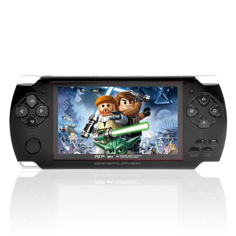 Vídeo Game Portátil Multimedia 10000 Jogos Novacom Pmp A ...