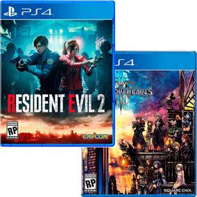 Resident Evil 3 Midia Fisica - Jogos PS4 no Mercado Livre Brasil
