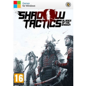 Shadow Tactics Blades Of The Shogun - Pc Jogo Completo