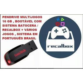 229c7c22e Pen Drive Personalizado Jogos De Video Game no Mercado Livre Brasil