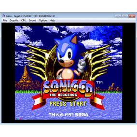 Sega Cd Rom Set