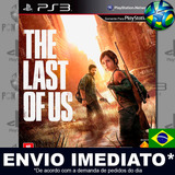 The Last Of Us - Ps3 - Código Psn - Português - Promoção !!