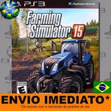Ps3 Farming Simulator 15 Código Psn Promoção