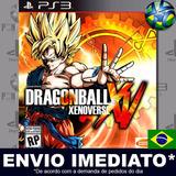 Ps3 Dragon Ball Xenoverse - Legendas Em Pt Br - Envio Agora