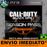 Season Pass - Call Of Duty Black Ops 2 - Ps3 - Psn Português
