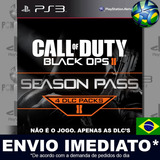 Season Pass - Call Of Duty Black Ops 2 - Ps3 - Português