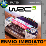 Wrc 5 Fia World Rally Championship Ps3 Cód Psn Envio Agora
