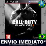 Call Of Duty Black Ops 2 + Revolution Map - Ps3 - Promoção