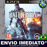 Battlefield 4 Ps3 Código Psn Português Pt Br Envio Imediato