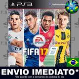 Fifa 17 - Ps3 - Código Psn - Português Brasil - Promoção !!