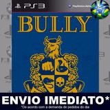Bully - Ps3 - Código Psn - Promoção !!