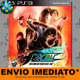 The King Of Fighters Xiii 13 - Ps3 - Psn - Envio Agora !!