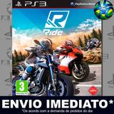 Ride - Ps3 - Código Psn - Envio Agora !!