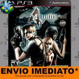 Resident Evil 4 - Ps3 - Código Psn - Envio Agora !!