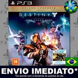 Destiny The Taken King - Legendary Edition - Ps3 - Cod Psn