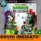 Plants Vs Zombies - Ps3 - Código Psn - Promoção !!