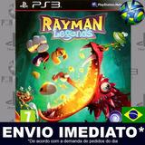 Rayman Legends - Ps3 - Legenda Em Português - Promoção !!