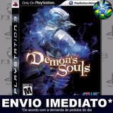 Demons Souls - Ps3 - Idioma Em Inglês - Promoção !!