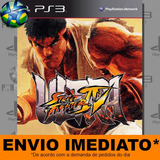 Ultra Street Fighter Iv 4 - Ps3 - Jogo Completo - Promoção !