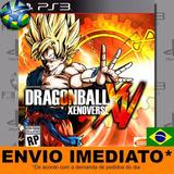 Dragon Ball Xenoverse Ps3 - Legendas Em Português - Promoção
