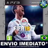 Fifa 18 Ps3 2018 Digital Jogo Português Br Envio Imediato