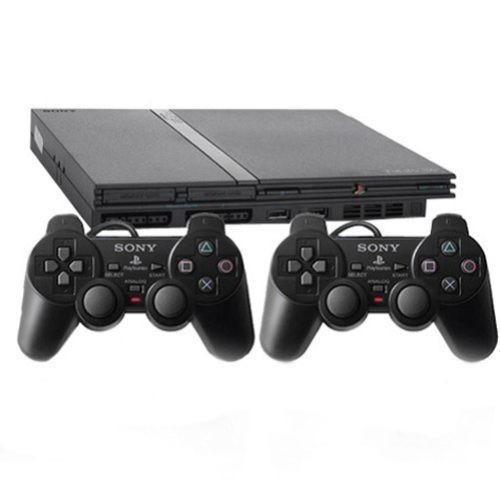 video games ps2 desbloqueado + 20 games + memory + garantia!