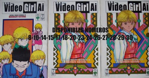 video girl ai manga editorial vid mexico 100 paginas nuevo