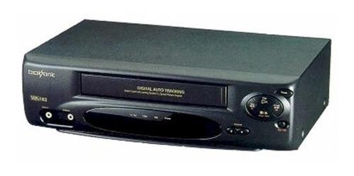 video grabador punktal vhs-6741  - cs
