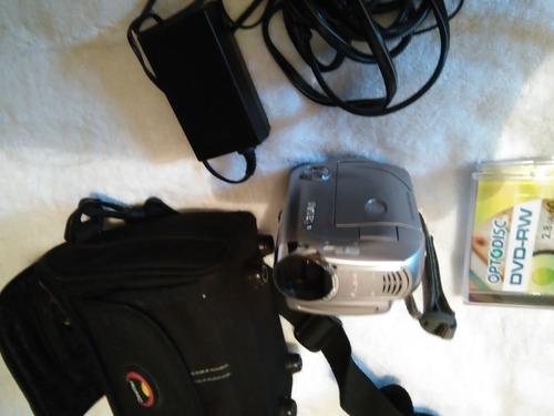 video grabadora marca canon