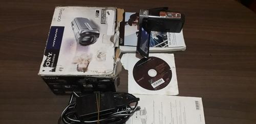 video grabadora   sony handycam dcr-sx45