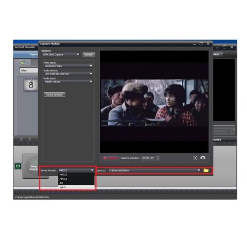 video gravador de mesa gamer capture portable usb 720* 30fps