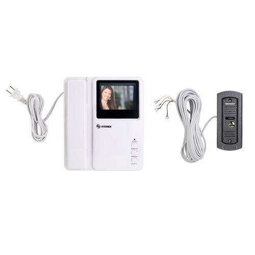video intercomunicador alámbrico monitor b/n | cctv-030/ot