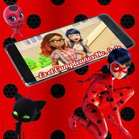 Video Invitación Cumpleaños Ladybug