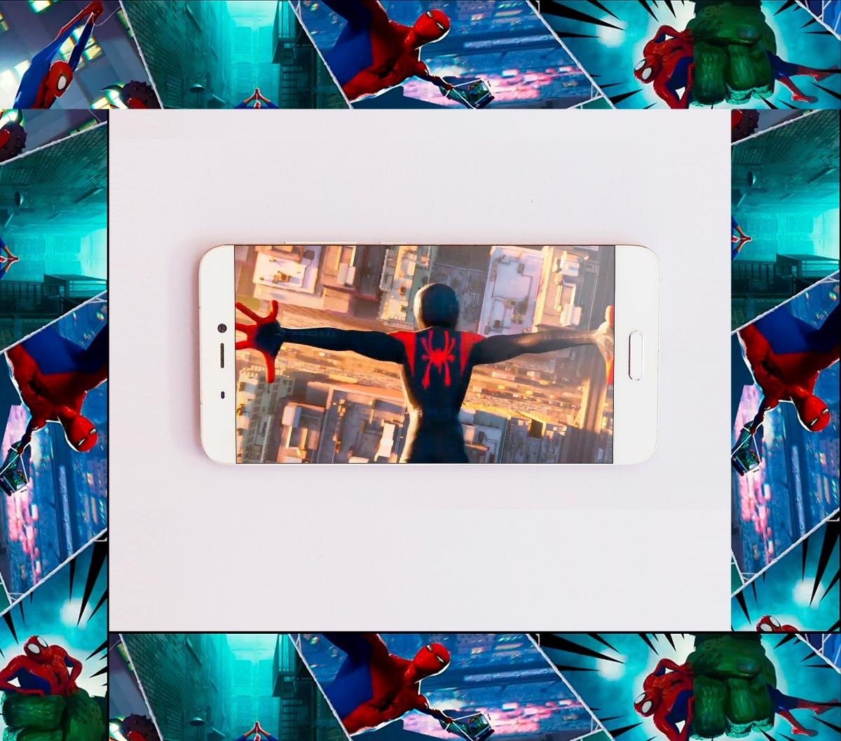 Video Invitación Cumpleaños Spiderman Un Nuevo Universo