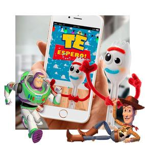 Video Invitacion Cumpleaños Toy Story
