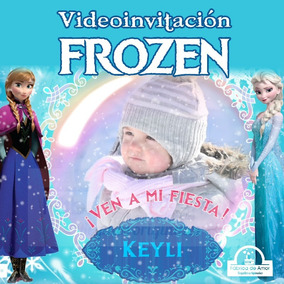 Frozen Envio Gratis Invitaciones Y Tarjetas De Cumpleaños