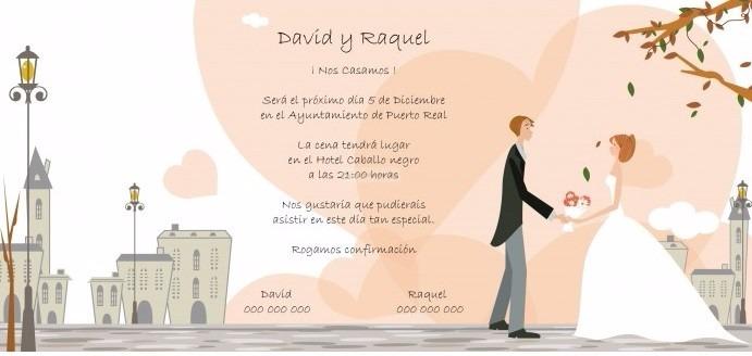 video invitaciones animadas para eventos bodas, bautizo