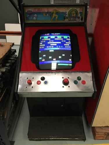 video juego arcade frogger - placa original