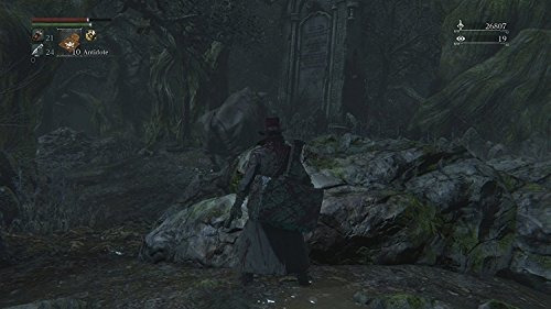 video juego bloodborne game of the year edition playstation