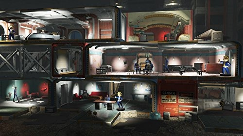 video juego fallout 4 g.o.t.y. playstation 4