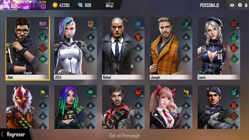 video juego free fire