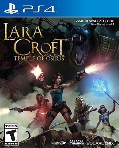 video juego lara croft and the temple of osiris + season's