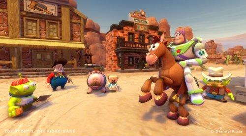 video juego majesco toy story 3 nintendo wii