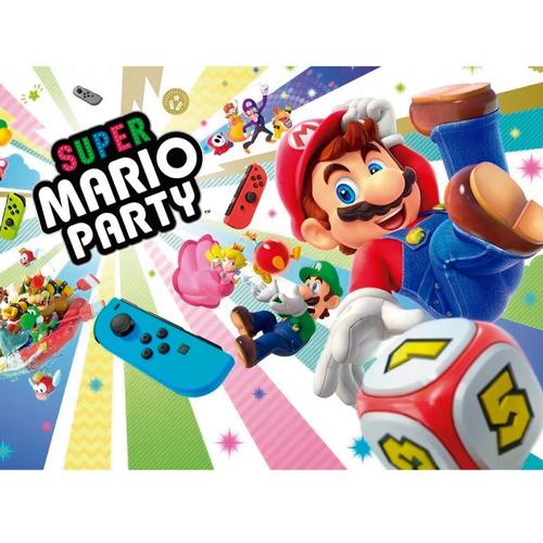 video juego mario party