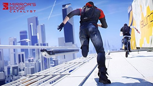 video juego mirror's edge catalyst playstation 4
